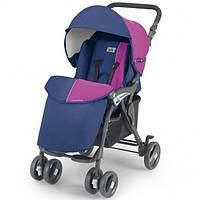 Коляска детская для прогулок Cam Portofino фиолетово розовая 822/25