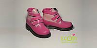 Ботинки зимние (сапожки) ортопедические Ecoby (Экоби) для девочки 204_1Р