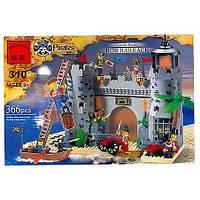 Конструктор Пиратский замок