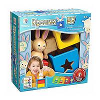 Детская игра головоломка Кролик бу