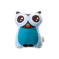 Cotton Living - Подушка игрушка совенок Zaza Blue.