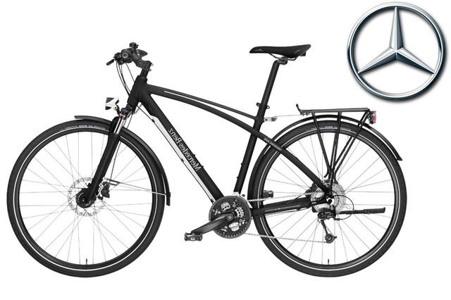 Велосипеды Mercedes-Benz