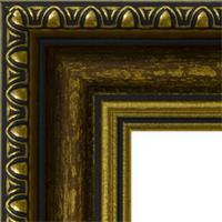 Багетная рама под заказ 3.380-A503114 (ширина профиля 30 мм). Для икон, картин, зеркал