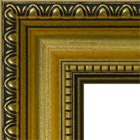Багетная рама под заказ 3.380-gldr1 (ширина профиля 30 мм). Для икон, картин, зеркал