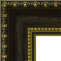 Багетная рама под заказ 3.380-W881351 (ширина профиля 30 мм). Для икон, картин, зеркал