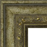Багетная рама под заказ 030-012 (ширина профиля 32 мм). Для икон, картин, зеркал