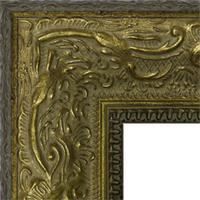Багетная рама под заказ 040-015 (ширина профиля 50 мм). Для икон, картин, зеркал