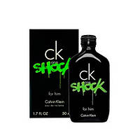 Calvin Klein CK One Shock For Him туалетная вода мужская 50 ml