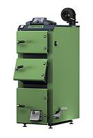 Твердотопливные котлы отопления DEFRO Котел твердотопливный DEFRO KDR PLUS 12 кВт c вентилятором