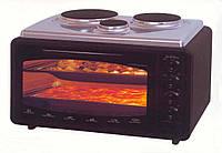Электрическая духовка Asel (Асель) AF-0125 с 2-мя конфорками