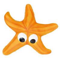 Trixie ТХ-3516 игрушка для собаки морская звезда  (23см,латекс)