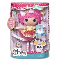Кукла Lalaloopsy Печенюшка-сладкоежка