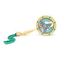 Талисман Зеркало Зеленая Тара для удачи и устранения препятствий