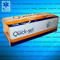 Катетеры для инсулиновой помпы Quick-Set Medtronic 9/60 (Инфузионный набор)