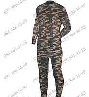 Термобелье norfin thermo line camo унисекс Размеры:M,L,XL,2XL,3XL Цвет: камуфляж Костюм рыбака Зимние костюмы