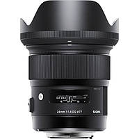 Sigma 24mm f/1.4 DG HSM Art для Nikon