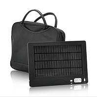 Портативное солнечное зарядное устройство для ноутбуков, емкость 54500мАч, Solar Power Bank bd245 (S49)