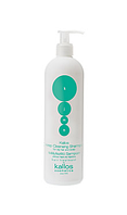 Глубокоочищающий шампунь Kallos KJMN0793 для жирных волос и кожи головы, 500мл
