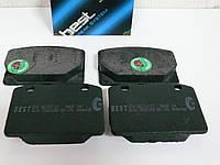 Колодка тормозная  передняя ВАЗ 2101 (комплект 4шт.) (пр-во BEST)