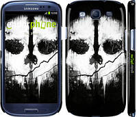 "Чехол на Samsung Galaxy S3 Duos I9300i Call of Duty череп ""150c-50"""