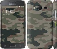 """Чехол на Samsung Galaxy Core Prime G360H Камуфляж v3 """"1097c-76"""""""