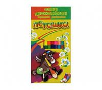 Цветные карандаши двухсторонние 12шт. Marco Пегашка 24 цвета (1011-12)