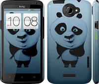"""Чехол на HTC One X+ Кунг-фу Панда """"759c-69"""""""
