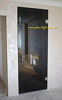 Стеклянные межкомнатные двери маятниковые