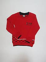 Батник свитер с начёсом для мальчика Armani 104р