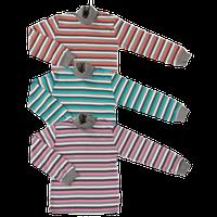 Гольфик для мальчика шардон-интерлок