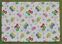 Зірочка Пеленка ситцевая Зірочка  разноцвет 75*95см (ситец)
