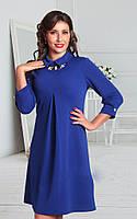 Красивое женское платье (50-56 в расцветках)