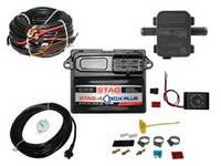 Электроника  STAG- 4 Q-BOX PLUS, 4 цил.