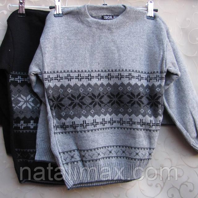 Симпатичные вязанные свитера для малышей (Турция)