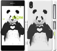 """Чехол на Sony Xperia Z2 D6502/D6503 All you need is love """"2732c-43"""""""