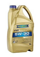 Масло моторное синтетическое RAVENOL (равенол) VMP SAE 5W-30 4л.