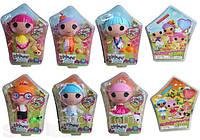 Кукла Лалалупси Мини Lalaloopsy Littles с питомцем 6 видов