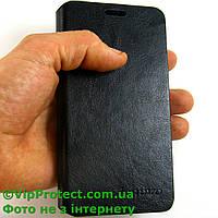 Lenovo P780 черный чехол-книжка оригинальный