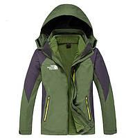 THE NORTH FACE мужские куртки 2 в 1, S-XXL. Куртки. Верхняя одежда. Мужские модные куртки. Код: КЕ210