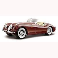 Авто-Конструктор - Jaguar Xk 120 Roadster 1948 18-25061