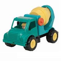 Игрушка серии Первые машинки Бетономешалка с фигуркой водителя Battat Lite BT2449Z