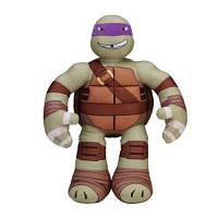 Мягкая интерактивная игрушка черепашки-ниндзя - Донателло (озвуч., 39 см) 95512