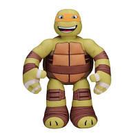 Мягкая интерактивная игрушка черепашки-ниндзя - Микеланджело (озвуч., 39 см) 95513