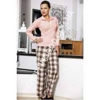 Женская пижама Shirly 4817, костюм домашний с брюками