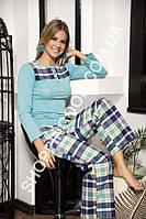 Женская пижама Shirly 4852, костюм домашний с брюками