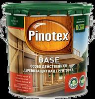 Грунтовка для защиты древесины от грибка Pinotex Base 3л