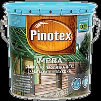 Антисептик для защиты древесины Pinotex Impra 3л