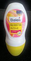 Balea Deo Roll-on Active роликовый дезодорант