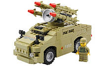Конструктор Бронетранспортер 98401
