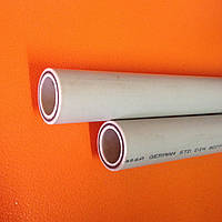 Труба Fiber D.N.S.(PPR-FB-PPR стекловолокно) DN50 облегченная